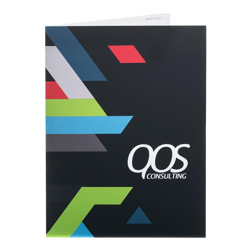 24 Hour Presentation/Pocket Folders   Presentation Folder, Inc.