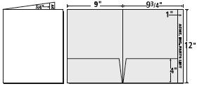 Presentation folder inc national manufacturer of presentation 9x12 presentation folder template maxwellsz